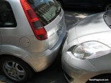 Tight Parking in Barcelona.JPG