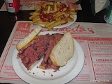 Smoked Meat Sandwich - Just Look at All That Meat! - Montreal.JPG