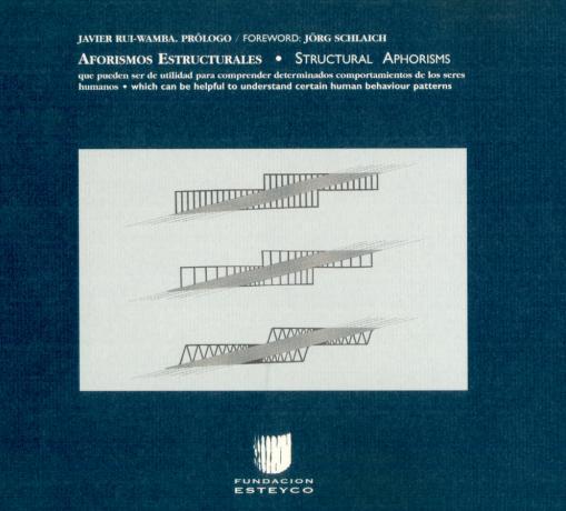 Aforismos Estructurales, por Javier Rui-Wamba