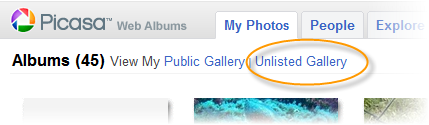 Unlisted Gallery