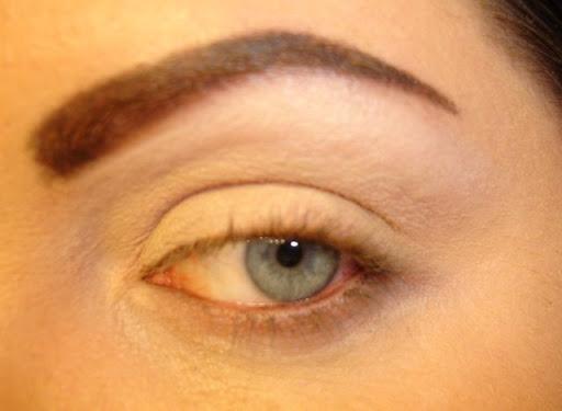 MAC Brule Satin Eyeshadow