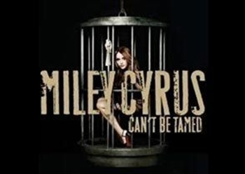 'I can't be tamed'_Miley