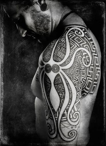 arms tattoos
