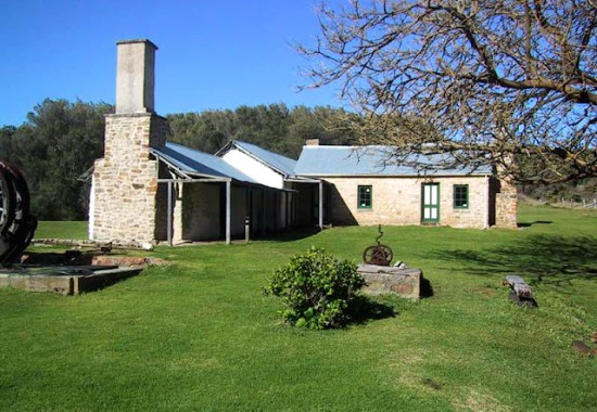 Ellensbrook House - Cape to Cape Track