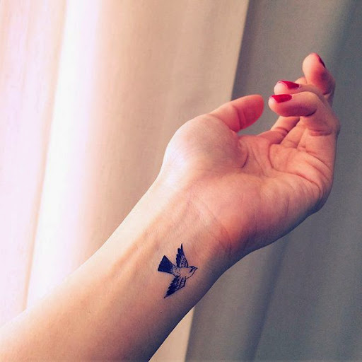 65 Cute Sparrow Tattoo Designs Meanings: Top 10 Best Sparrow Tattoo Designs And Ideas