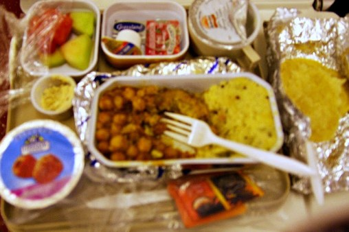 Food on Air India