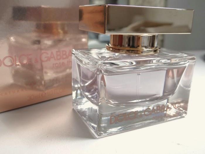 Resenha Perfume Rose The One Dolce & Gabbana