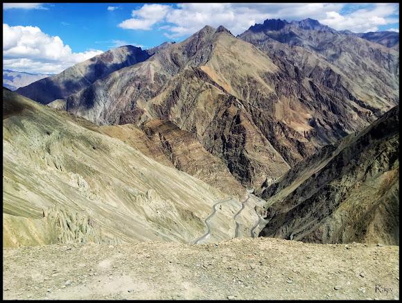lamayuru roads ladakh