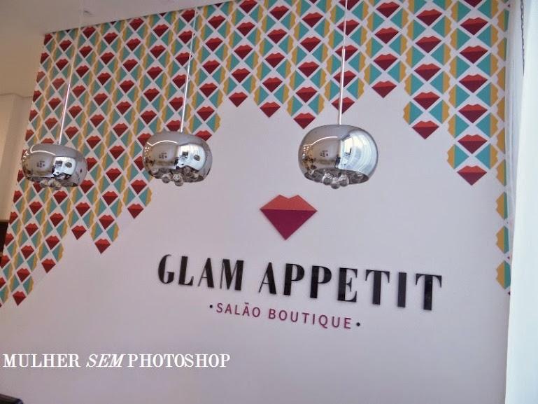 Dica de salão em BH: Glam Appetit - no Buritis