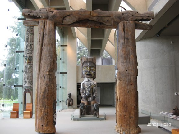 One of the great things to do in Vancouver: Anthropology Museum Vancouver