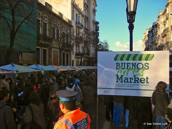 Buenos Aires Green Market