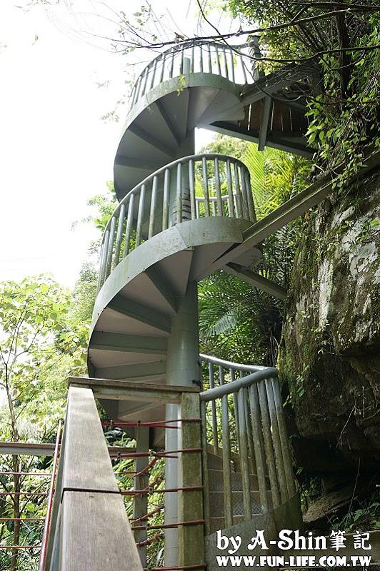 南投竹山遊-竹山天梯-太極峽谷-青龍瀑布22