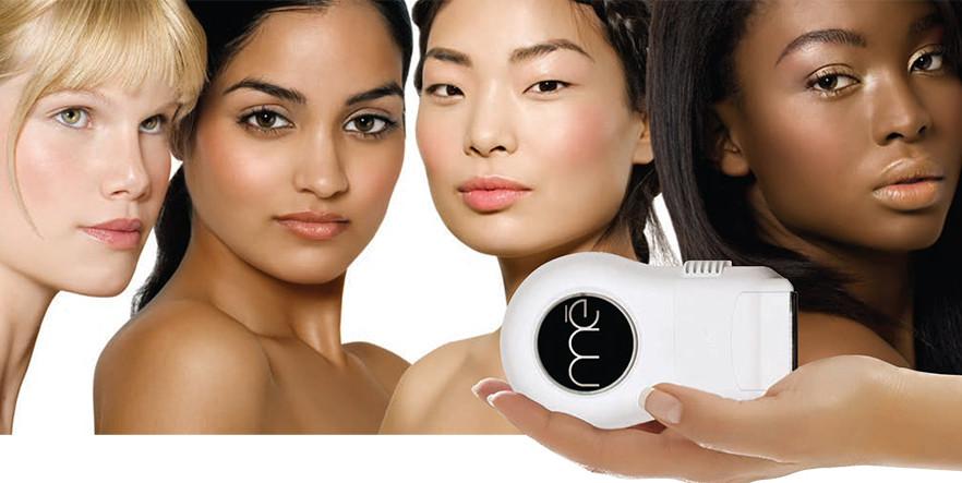 Me Soft - depilação definitiva para toda cor de pele e pelo