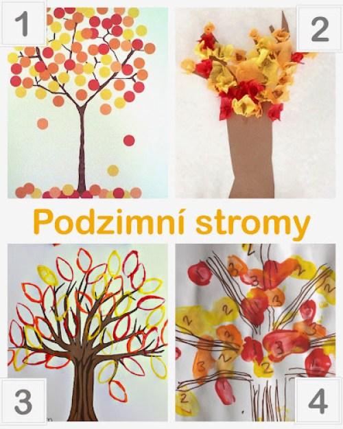 Výrobky podzim