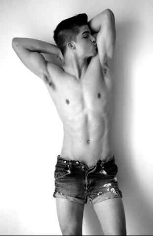 nude boy models