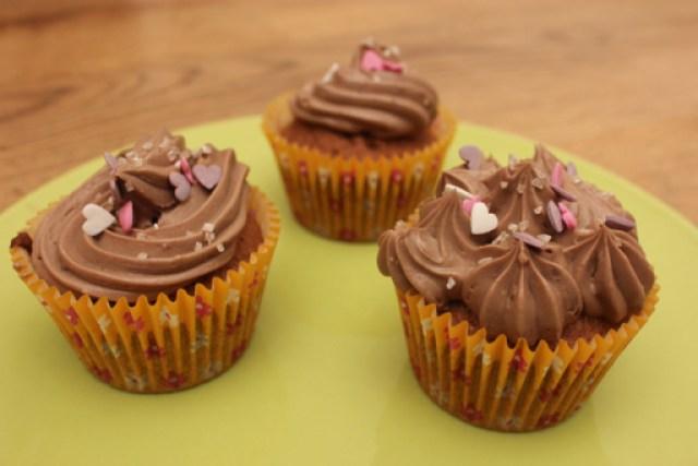 Chocolate Cupcake #Recipe
