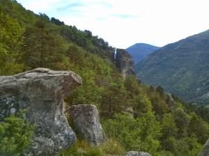 Interesting rock shapes