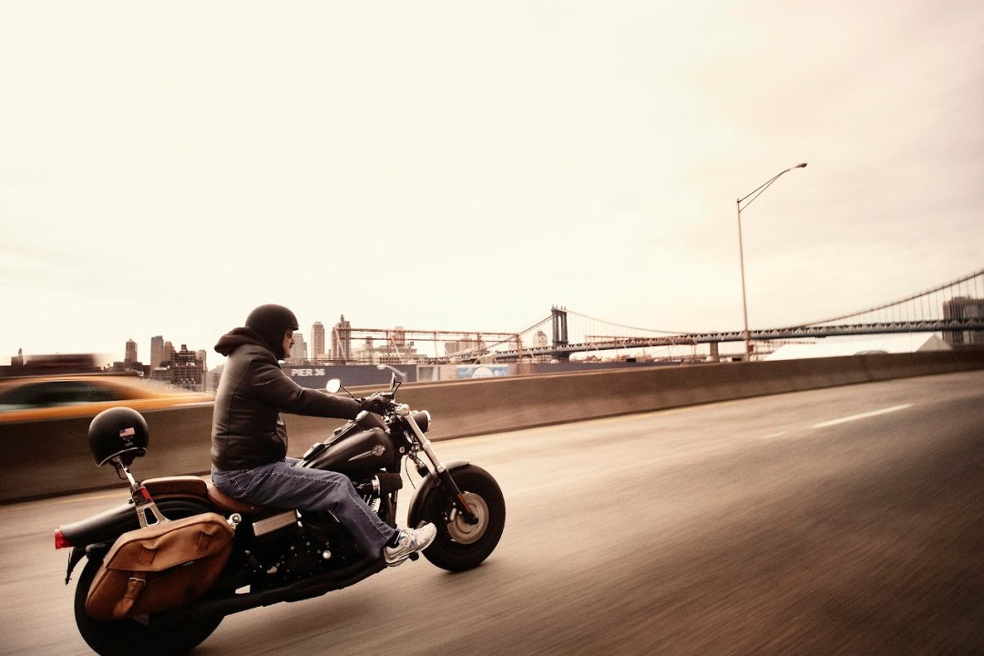 Motorcycles by Geoff Barrenger