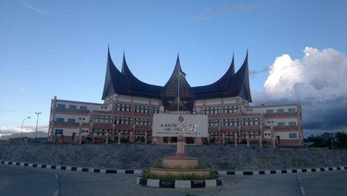 Kantor Bupati Kabupaten Lima Puluh Kota