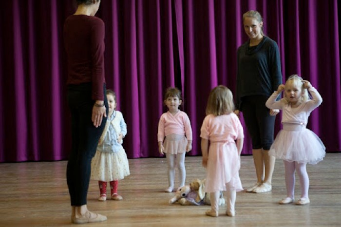 Jayce and Hannah Ballet 2