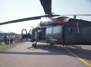 Black Hawk produkowany w... PZL Mielec