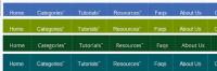 Responsive_Flat_Navigation_menu