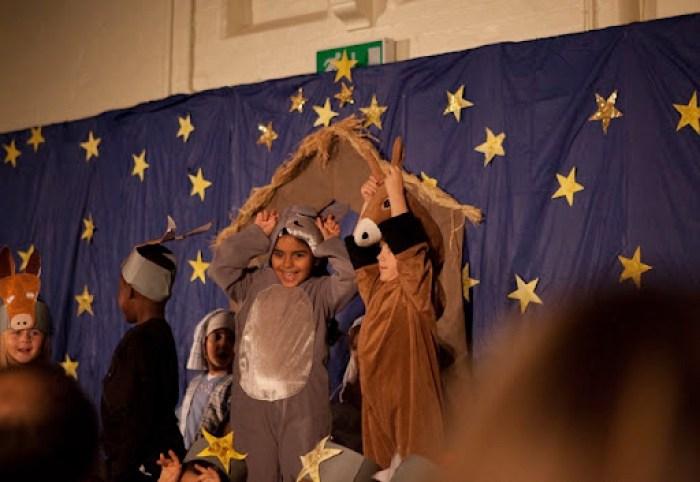 Jayce Nativity Play 2013 15