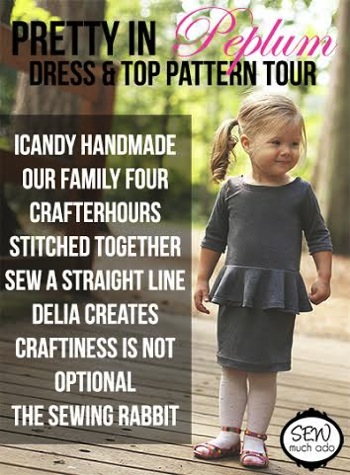 Peplum Pattern Tour Graphic