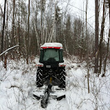 5' width is perfect for trailblazing