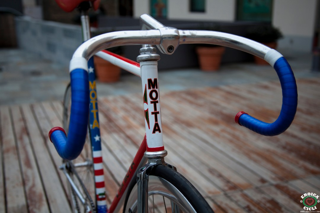 Gianni Motta Mod. Stars and Stripes :: via Tracko