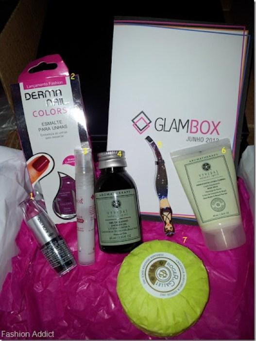 glambox junho