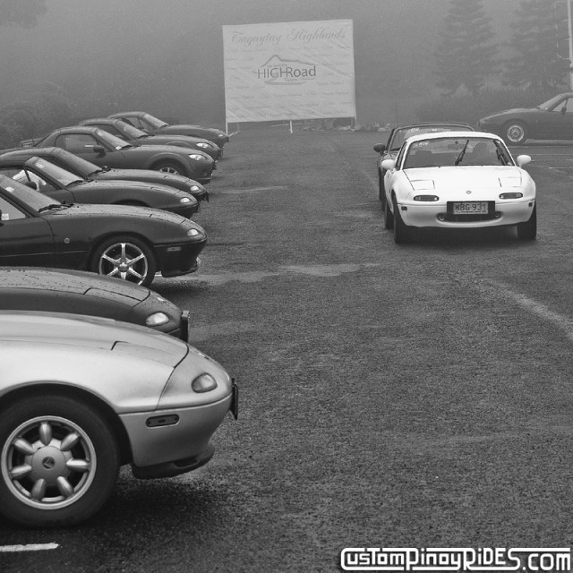 Miata Club Tagaytay Highlands Custom Pinoy Rides