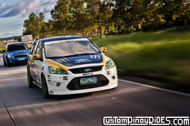 Ken Block Ford Focus Replica Custom Pinoy Rides