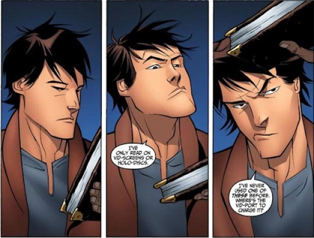 Justice League Beyond #12 - página 12