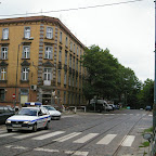 View on Krajcok from Siemianowicka Street.
