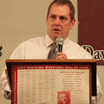 MWCA Hall of Fame Selection Committee Chairperson Steve Ricard.