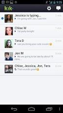 Descargar Kik Messenger para celulares