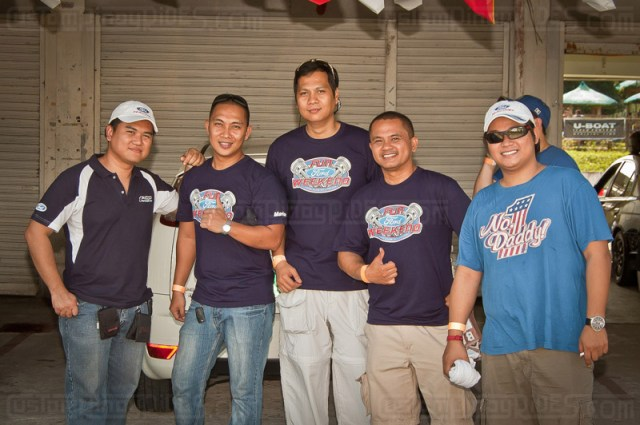 Ford Club Philippines Tuason Racing Race Day BRC Custom Pinoy Rides pic5