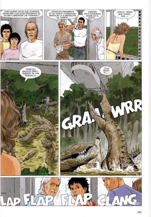 Leo - Los Mundos de Aldebarán Integral  - FR #1 - página 195