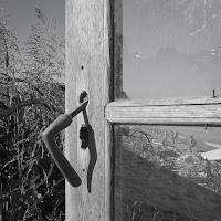 old wooden door at Cherhana in vama veche   Fuji X10