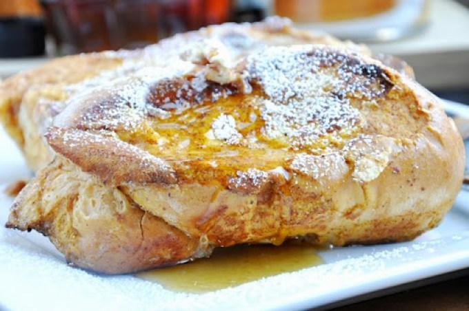 pumpkin pie french toast 170
