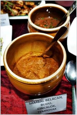 Buffet ramadhan terbaik - sambal belacan