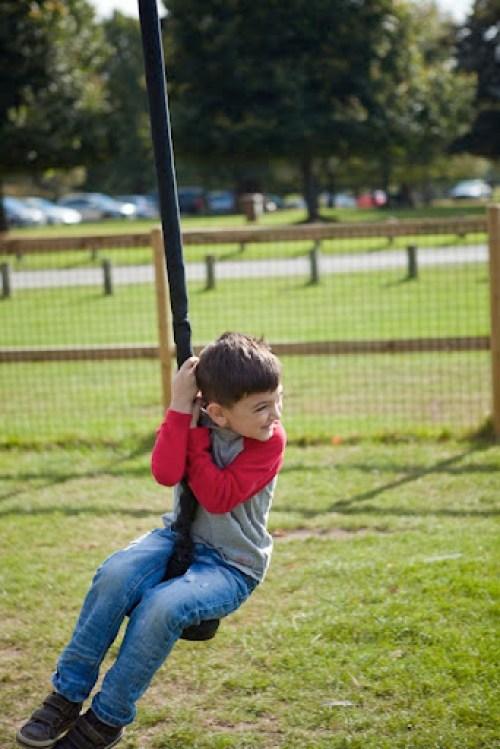 Wollaton Park Playground 6