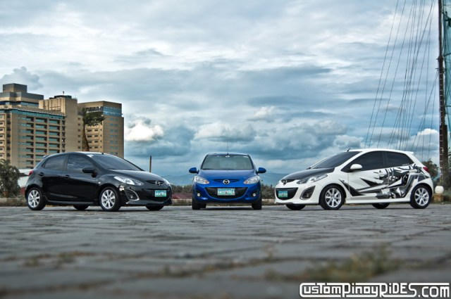 Mazda 2 MazdaTech Philippines Custom Pinoy Rides