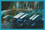Acuarela de Shirley Trevena watercolor