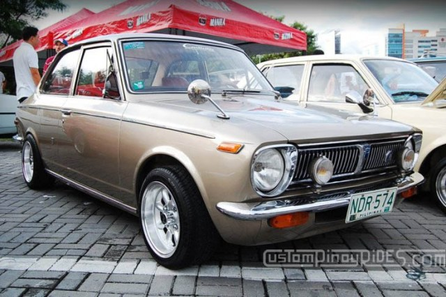 Pristine Old School Toyota Sprinter Ke10 By Cartistics Auto