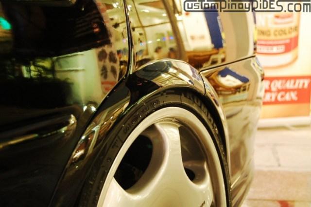 CustomPinoyRides - EuroFest 2010 Opel Vectra Wagon Carlsson Wheels pic5