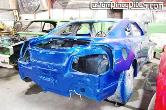 CustomPinoyRides Atoy R33 to R35 conversion pic8