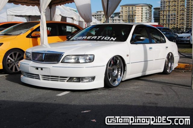 VIP Style A32 Nissan Cefiro by Careation - CustomPinoyRides pic2