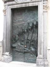 Door to Church - Ljubljana.JPG